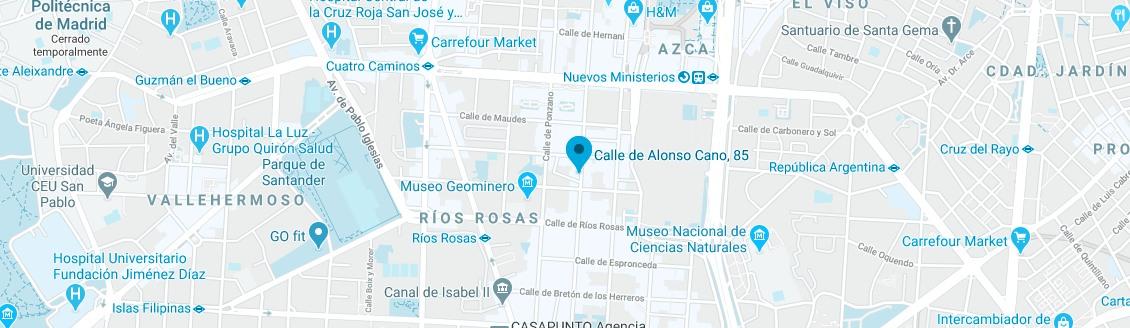 ma pLocation Madrid